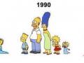 Los-Simpson-evolucion