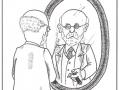 Sigmund-Freud-espejo