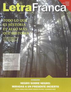 Portada de Letra Franca del No. 11 (Febrero 2013)