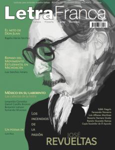 Portada de Letra Franca del No. 32 (Noviembre 2014)