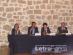 Los presentadores fueron Leopoldo González, director de la revista, Rosario Herrera Guido y Raúl Casamadrid, como parte del Consejo Editorial, y Maria Ángeles Juárez Téllez del Consejo de colaboración