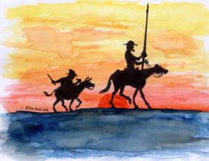 Don Quijote: una poética de la locura, Rosario Herrera Guido