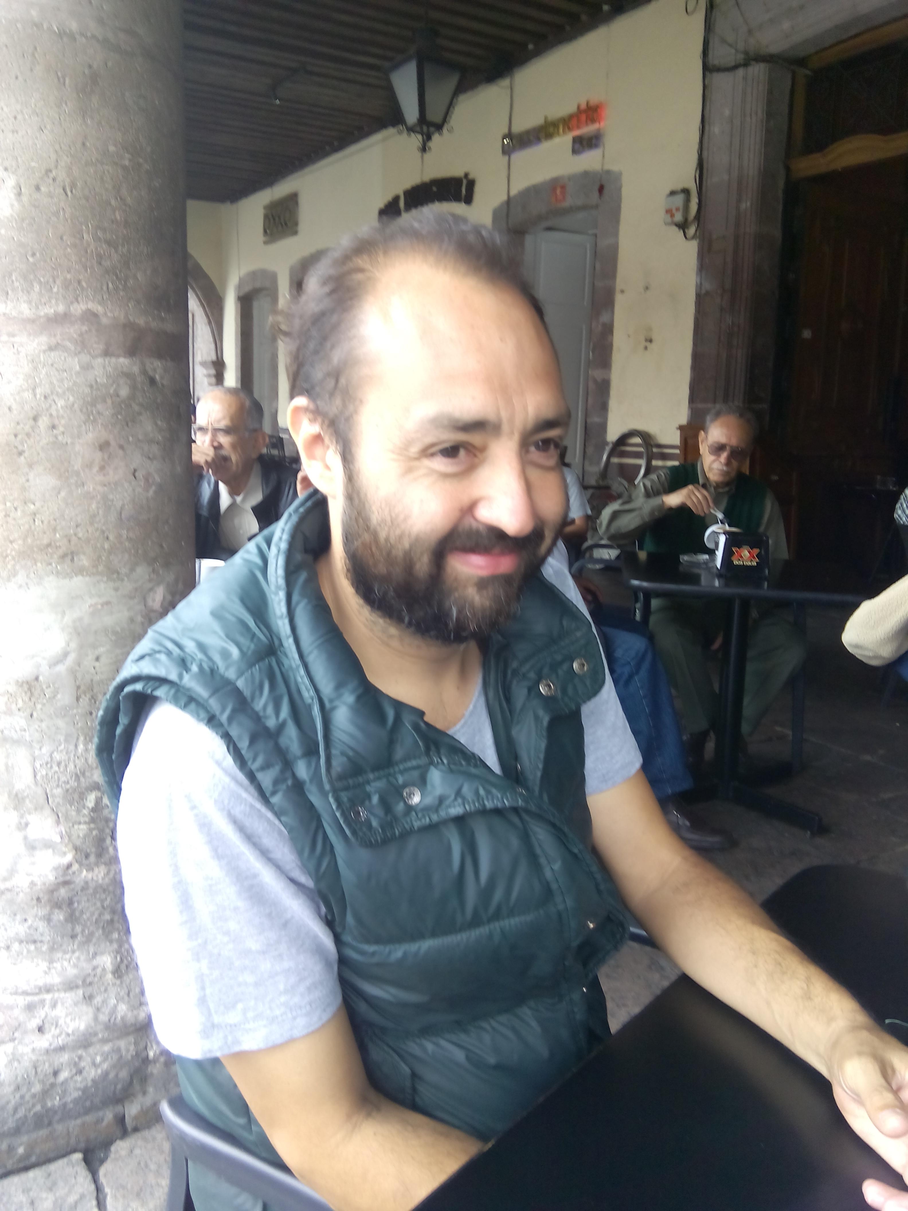 EnTijuanarte en Morelia: Luis Felipe Reynoso