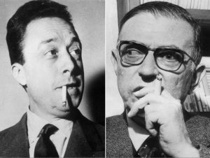 Camus-Sartre