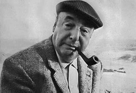 Un poema de Pablo Neruda: Leopoldo González
