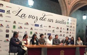 La Voz de un Sueño, por estrenarse antes del FICM: Luis Felipe Reynoso