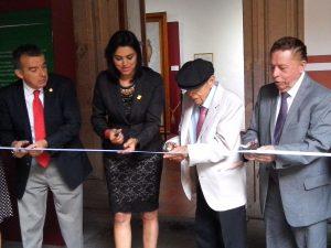 Poder Judicial homenajea a Agustín Cárdenas, con exposición y placa conmemorativa
