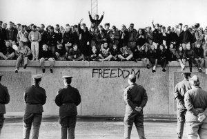 El Muro de Berlín en mi recuerdo: Sylvia Teresa Manríquez