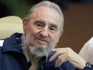 Fidel, el más grande ejemplar  vivo de la especie humana: Aquiles Córdova Morán