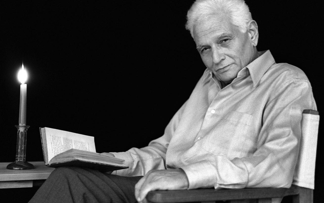 Jacques Derrida: Fe y Saber, las dos fuentes de la religión