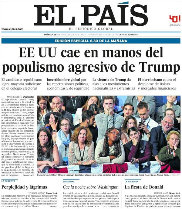 La trumpística mexicana: Raúl Casamadrid