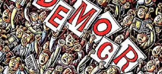 EL PRINCIPIO DE LA MAYORÍA EN LA DEMOCRACIA: Benjamín Guerrero Montalvo|