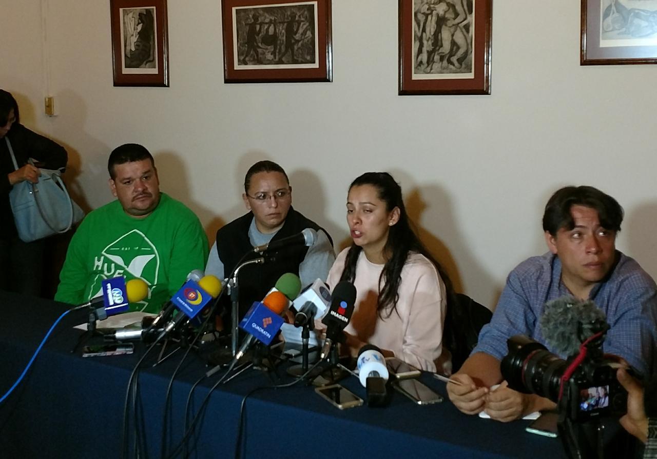 Posicionamiento de los periodistas de Michoacán