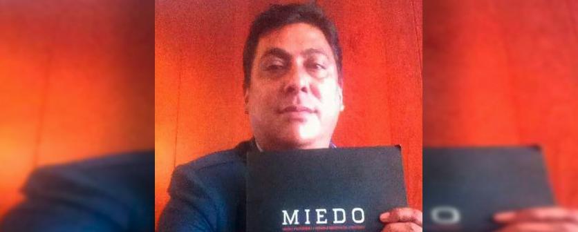 Localizan restos del periodista Salvador Adame Prado