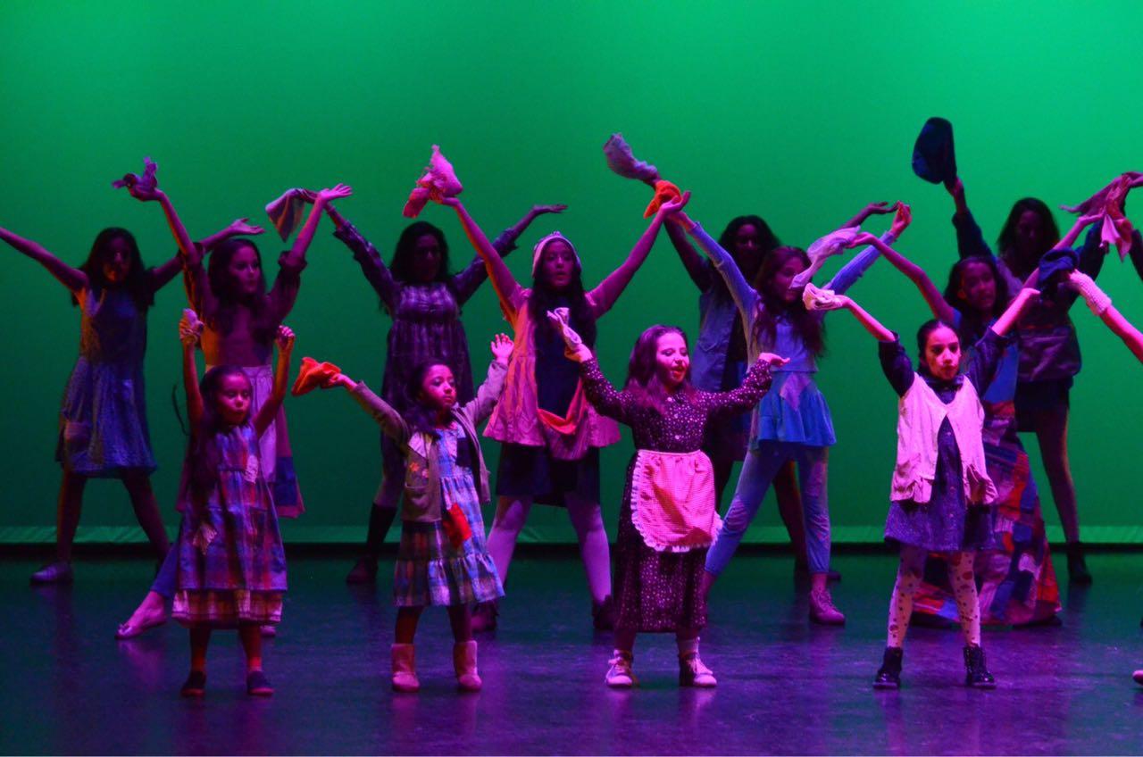 Centro Pro Ballet de Michoacán se presentó en el Teatro Ocampo