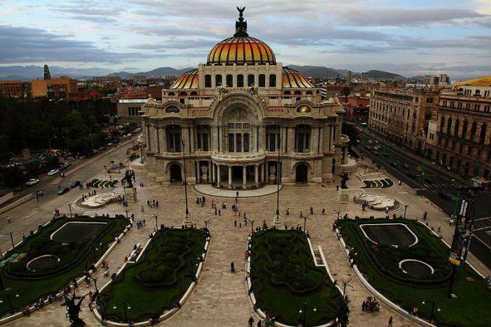 Visita cultural al centro histórico de la Ciudad de México
