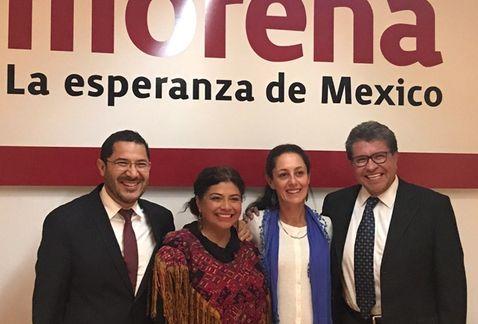 Ricardo Monreal se va de MORENA: León Felipe Doguera