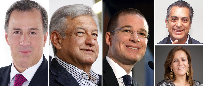 MÉXICO: Elecciones 2018