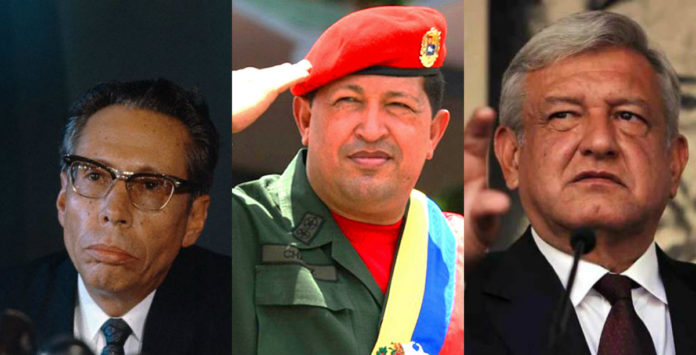 Díaz Ordaz, Chávez y AMLO: está cantado lo que puede venir