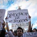 LA INCERTIDUMBRE DEMOCRÁTICA