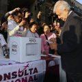 La consulta del lavatorio de manos: Leopoldo González
