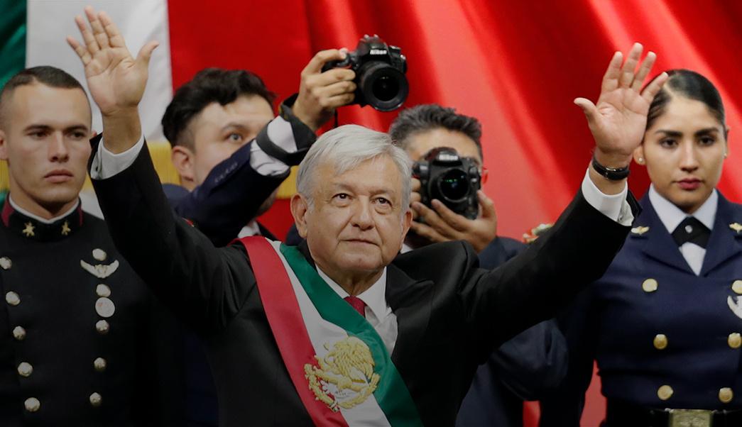 El poder que viene: Leopoldo González