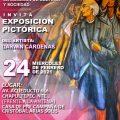 La Fuerza de la Cultura: Exposición Pictórica de Darwin Cárdenas